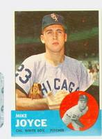 1963 Topps Baseball 66 Mike Joyce Chicago White Sox Excellent to Excellent Plus