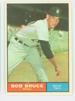 1961 Topps Baseball 83 Bob Bruce Detroit Tigers Excellent to Excellent Plus
