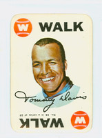 1968 Topps Game 10 Tommy Davis Chicago White Sox Near-Mint