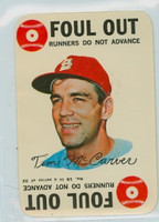 1968 Topps Game 18 Tim McCarver St. Louis Cardinals Excellent to Mint