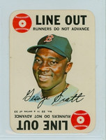 1968 Topps Game 22 George Scott Boston Red Sox Excellent