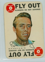 1968 Topps Game 26 Rick Monday Oakland Athletics Excellent
