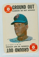 1968 Topps Game 29 Rod Carew Minnesota Twins Excellent to Mint