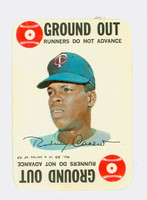 1968 Topps Game 29 Rod Carew Minnesota Twins Near-Mint Plus