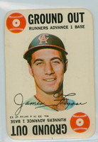 1968 Topps Game 33 Jim Fregosi California Angels Very Good