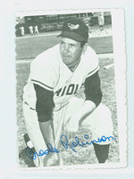 1969 Topps Deckles 1 Brooks Robinson Baltimore Orioles Very Good to Excellent