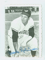 1969 Topps Deckles 1 Brooks Robinson Baltimore Orioles Excellent