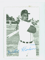 1969 Topps Deckles 9 Willie Horton Detroit Tigers Very Good to Excellent