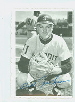1969 Topps Deckles 10 Bill Freehan Detroit Tigers Excellent