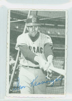 1969 Topps Deckles 18 Don Kessinger Chicago Cubs Excellent to Mint