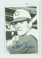 1969 Topps Deckles 21 Pete Rose Cincinnati Reds Excellent