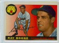 1955 Topps Baseball 65 Ray Boone Detroit Tigers Very Good