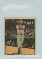 1950 Bowman Baseball 6 Bob Feller Cleveland Indians Good to Very Good