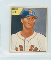 1950 Bowman Baseball 44 Joe Dobson Boston Red Sox Very Good to Excellent