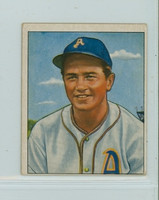 1950 Bowman Baseball 49 Elmer Valo Philadelphia Athletics Very Good