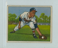 1950 Bowman Baseball 55 Buddy Kerr Boston Braves Very Good