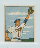 1950 Bowman Baseball 73 Willard Marshall Boston Braves Very Good to Excellent