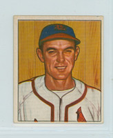 1950 Bowman Baseball 88 Marty Marion St. Louis Cardinals Excellent