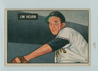 1951 Bowman Baseball 61 Jim Hearn New York Giants Very Good