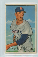 1952 Bowman Baseball 25 Maurice McDermott Boston Red Sox Very Good to Excellent