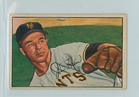 1952 Bowman Baseball 49 Jim Hearn New York Giants Good to Very Good