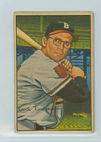 1952 Bowman Baseball 72 Earl Torgeson Boston Braves Very Good