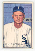 1952 Bowman Baseball 93 Paul Richards Chicago White Sox Excellent