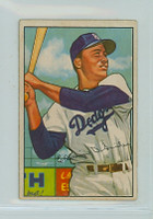 1952 Bowman Baseball 116 Duke Snider Brooklyn Dodgers Very Good