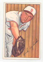 1952 Bowman Baseball 133 Dick Kryhoski St. Louis Browns Excellent