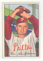 1952 Bowman Baseball 148 Ken Heintzelman Philadelphia Phillies Excellent