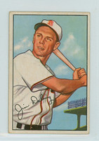 1952 Bowman Baseball 157 Jim Delsing St. Louis Browns Very Good