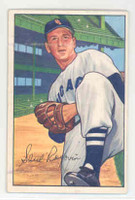 1952 Bowman Baseball 165 Saul Rogovin Chicago White Sox Excellent