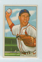 1952 Bowman Baseball 212 Solly Hemus St. Louis Cardinals Very Good to Excellent