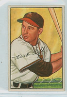 1952 Bowman Baseball 229 Hank Arft High Number St. Louis Browns Very Good to Excellent