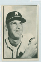 1953 Bowman Black Baseball 38 Dave Cole Pittsburgh Pirates Excellent