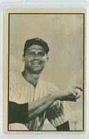 1953 Bowman Black Baseball 55 Don Johnson St. Louis Cardinals Good to Very Good