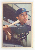 1953 Bowman Color Baseball 78 Carl Furillo Brooklyn Dodgers Excellent