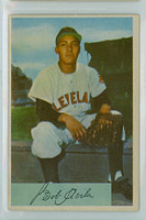1954 Bowman Baseball 68 Bobby Avila Cleveland Indians Excellent to Mint