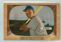 1955 Bowman Baseball 7 Gene Baker Chicago Cubs Near-Mint