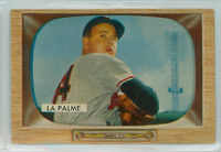 1955 Bowman Baseball 61 Paul Lapalme St. Louis Cardinals Excellent to Mint