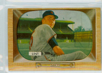 1955 Bowman Baseball 62 Royce Lint St. Louis Cardinals Excellent