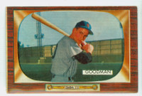 1955 Bowman Baseball 126 Billy Goodman Boston Red Sox Excellent