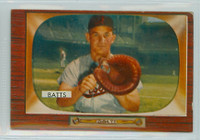 1955 Bowman Baseball 161 Matt Batts Baltimore Orioles Very Good