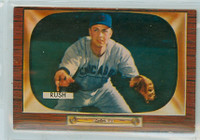 1955 Bowman Baseball 182 Bob Rush Chicago Cubs Excellent to Mint