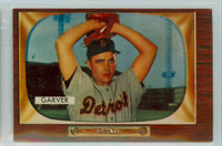 1955 Bowman Baseball 188 Ned Garver Detroit Tigers Excellent to Mint
