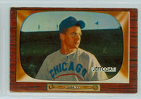 1955 Bowman Baseball 223 Hal Jeffcoat Chicago Cubs Very Good