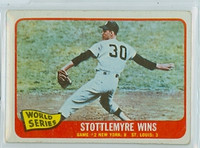 1965 OPC Baseball 133 World Series GM 2 Very Good