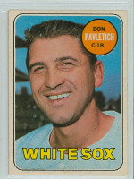 1969 OPC Baseball 179 Don Pavletich Chicago White Sox Very Good to Excellent