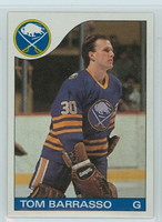 1985-86 Topps Hockey Tom Barrasso Buffalo Sabres Near-Mint to Mint