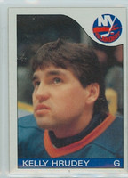 1985-86 Topps Hockey Kelly Hrudey New York Islanders Near-Mint to Mint